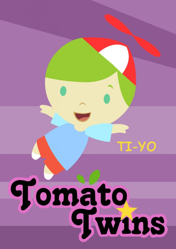 This image has an empty alt attribute; its file name is TomatoTwins_Poster_Ti-yo-1-724x1024.jpg
